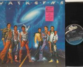Victory.Rare cover with DOVE on Michael's shoulder. The album cover art was commissioned from famed illustrator Michael Whelan. On the first release of the record there was a white dove on Randy's shoulder (third from left). On later issues the bird was removed.Original inner sleeve. Record: VG++   Cover:VG++ […]