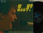 Zoot Money's big roll band, mono 1966 Columbia Records (Blue/Silver/Black Labels) SX6075 Mono Flip Back Sleeve LP.