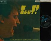 Zoot Money's big roll band, mono 1966 Columbia Records (Blue/Silver/Black Labels) SX6075 Mono Flip Back Sleeve LP.