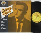 The songs that made him famous. Mono 1958, original Sun records memphis tennessee SLP 1235, heavy vinyl! Record: NM   Cocer: VG++ €55,-