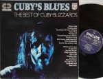 Cuby's Blues, 2LP original Philips 6677023 (matrix 1y1 2y1 1y1 2y1) Record: M     Cover: NM € 60,-