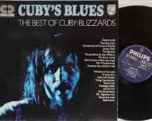 Cuby's Blues, 2LP original Philips 6677023 (matrix 1y1 2y1 1y1 2y1) Record: M   Cover: NM € 60,-