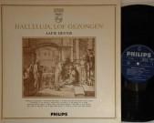 Halleluja, Lof gezongen Philips P 12915 Record: NM Cover: NM €50,-