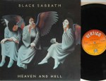 Heaven and Hell, UK 1980, original 1st pressing, Vertigo9102 752 Matrix: A2, B1 !!!   (UK Phonogram address detail bottom left corner of rear sleeve) €65,-