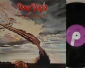 Stormbringer, UK 1974, Purple TPS 3508 Matrix: A1U / B1U Record: M Cover: M €50,-