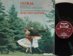 Philips 835 193 AY Early Maroon label HIFI STEREO on labels and jacket. Made in Holland. Dvorak Symphony 8 and Slavonic Dances opus 46. Concertgebouw Orchestra Bernard Haitink Record: NM Cover: NM €45,-