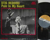 "Pain in my heart, 1964 Atco 33-161 Otis Redding's first LP,  contains 12 tracks recorded for Stax-Volt going back to 1962. Only available briefly in original mono, for many years the only way this existed was in ""rechanneled for stereo"" version. Matrix nos.  C12063-B / C12064-B Format:        Mono Released:   1964..."