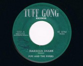 Harbour Shark / Shark (Version), Tuff Gong 5001, 1971 Matrix A-Side: WAILERS 5001 A-1 Matrix B-Side: WAILES 5002 B-1 Rare original from 1971, Pipe & the Pipers, who later became widely known as The Wailing Souls, sing on this one time occasion with the Wailers band, featuring Bob Marley on guitar. Recorded...