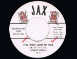 This Little Light Of Mine / Gift From Heaven, JAX 1001, promo copy. Original DJ pressfrom 1959 of this mid- to uptempo side, backed with a super ballad, great doowop. Condition labels:see scans Condition vinyl: NM €50,-