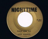 Please Look Out / Say you love Me, Nighttime, 5-5755 Condition labels: see scans Condition vinyl: Mint €40-