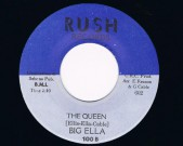 The Queen / Please Don't Hurt Me, Rush 100 Condition labels: see scans Condition vinyl: Mint €110,-