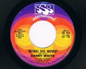 Natural Soul Brother / One Way Love Affair, SSS 754 Uptempo Funky New Orleans Soul Anthem. Condition labels: see scans Condition vinyl: NM €80,-