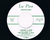 I Found A Love / Swim, Lu Pine, 5897 Condition labels: see scans Condition vinyl: NM €40,-