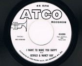 I Want To Make You Happy / I Got Everything I Need, ATCO 6586, DJ Copy Condition labels: see scans Condition vinyl: NM €40,-