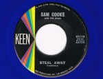 Steal Away / So Glamorous, KEEN, blue vinyl Condition labels:see scans Condition vinyl: Very Good+ € 50,-
