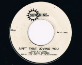 Ain't That Loving You / Goodnight My Love, Sunshine, # WIRL LH 2069 / 2070 Condition labels: see scans Condition vinyl: NM €80,-