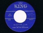 Slooptime USA, Everywhere I Go, King, 6501 Condition labels:see scans Condition vinyl: Excellent, a few light scuffs €60,-