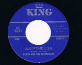Slooptime USA, Everywhere I Go, King, 6501 Condition labels: see scans Condition vinyl: Excellent, a few light scuffs €60,-