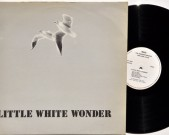 Little White Wonder, Peace, LP 15701, 1971 Condition vinyl: Near Mint Condition sleeve: Excellent €45,- The Basement Singers sing Bob Dylan, Dutch original from 1971.