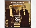 Beethoven, Sämtliche Sonaten Für Klavier Und Violine, Philips, 6588 001-004 Condition vinyl (all 4 LP's): Mint Condition insert: Near Mint Condition box: Near Mint € 40,-