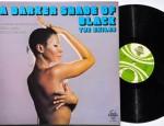 A Darker Shade Of Black, Disques Esperance / Sono Disc ESP 155 550, 1976 Condition vinyl: Near Mint Condition labels:clean Condition sleeve: Near Mint € 60,- Rare 1976 3-track album: Darker Shade of Black 17.00 min. Sikiza Africa 10.30 min. Reggae Bump No.1 6.00 min.
