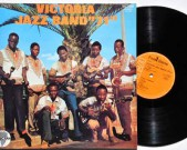 Victoria Jazz Band 71, RCA Victor 741.104 /  SGALD 102, 1972 Condition vinyl: Excellent Condition labels: clean Condition sleeve: Excellent, start of a seam splitt at the spine (about 1 inch), general wear. € 100,- Rare French pressed album from 1972 with Benga & Rumba from Kenya, with Collela de Mazee […]
