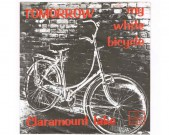 "My White Bicycle / Claramounth Lake, Parlophone R 5597 Condition vinyl: Excellent Condition labels: clean, center piece removed Condition sleeve: Near Mint € 180,- Super rare original DUTCH PARLOPHONE 1967 single by UK freakbeat / psych band Tomorrow (with Steve Howe, Keith West, John ""Twink"" Alder). Comes in a nice picture sleeve, in this condition […]"