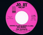(Shing-A-Loo & Boog-A-Ling) / My Love Is Real, Big Mama, Jo By, E 500 Condition vinyl: Near Mint Condition labels: clean Comes in a plain sleeve € 170,-
