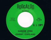 Danger Zone / Slow Walk You Down, Boogaloo DJ Copy, 1001 Condition vinyl: Mint Condition labels: clean Comes in a plain sleeve € 50,-