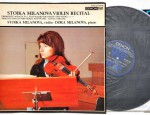 Violin Recital, Denon (Japan), OX 7070 ND, 1976 Prokofiev: Sonata No.2 In D Major for violin and piano, OP. 94 Debussy: Sonata for violin and piano Ravel: Tzigane Recorded March 19/20, 1976 at Ishibashi Memorial Hall, Tokyo, JAPAN Condition vinyl: Near Mint Condition sleeve: Excellent, light spine wear Comes with […]