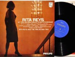 Rita Reys At The Golden Circle Club, Stockholm, Philips (Holland) P 08009 L Condition vinyl: Excellent, a few paper scuffs which are only visable under very bright light Condition labels:clean, a little spindle wear Condition sleeve: Excellent Comes with the original Philips inner sleeve € 120,-