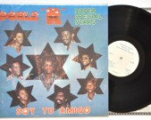 Soy Tu Amigo, Grabaciones Special LP 002 Condition vinyl: Near Mint, a very clean copy Condition sleeve: Excellent Condition labels: clean comes with a lyric sheet, which is in Excellent condition too € 90,-