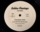 Gangster Rock, Golden Flamengo 10000, 1979 Condition vinyl: Near Mint Condition labels: clean comes in a plain sleeve € 60,-