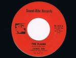 The Flame / Loving More Than Gold, Sound-Rite ID 103 Condition vinyl: Near Mint. Condition labels:clean. Comes in a plain sleeve. € 60