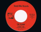 The Flame / Loving More Than Gold, Sound-Rite ID 103 Condition vinyl: Near Mint. Condition labels: clean. Comes in a plain sleeve. € 60