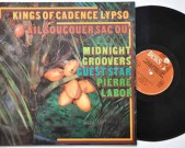 Ail Soucouer Sacou, Midnight Groovers, Guest Star: Pierre Labor, Disques Debs, HDD 585, 1976 Condition vinyl: Near Mint, one little scuff that does not affect play Condition sleeve: Near Mint Condition labels: clean € 75,-