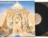 Powerslave, EJ 2402201, 1984 1st UK press in pristine condition Condition record: Mint Condition inner sleeve: Near Mint Condition sleeve: Near Mint € 70,-