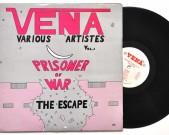 Prisoner Of War Vol. 2 The Escape, Vena, 1987 Condition record: Excellent Condition sleeve: Excellent € 110,-